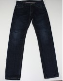 ARMANI EXCHANGE mens J66 straight droite Selvedge jeans