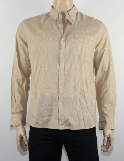 LUCKY BRAND Button Down Casual Shirt Size L