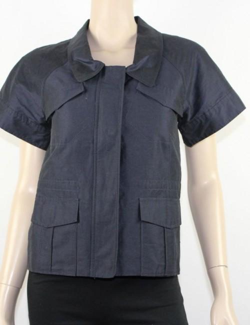 CALVIN KLEIN Exclusive Italian Fabric Blazer Size XS