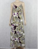 LAUNDRY by Shelli Segal Los Angeles Long Summer Dress Size 6