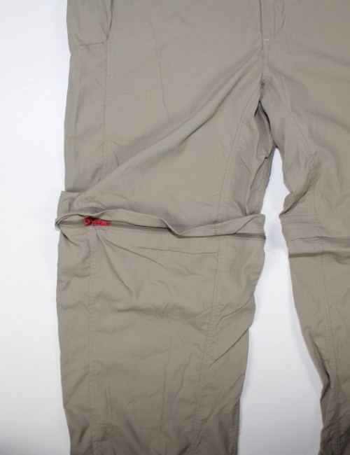 THE NORTH FACE (AT9M) HORIZON II convertible mens pants (M)