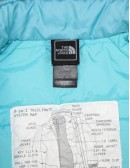 THE NORTH FACE (AUTM) BOUNDARY TRICLIMATE girls jacket (7-8/small)