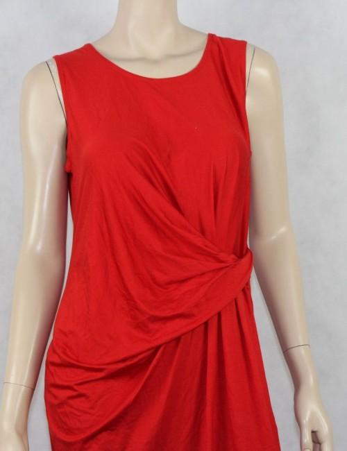 DKNY red summer dress (M)