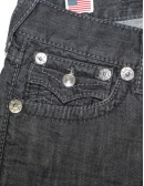 TRUE RELIGION RICKY BIG T SEAT 34 mens jeans (33)