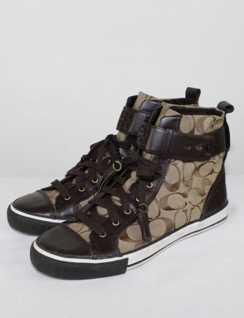 COACH womens FOSTER sneakers (9)