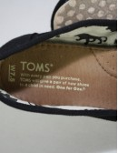 TOMS womens classic shoes