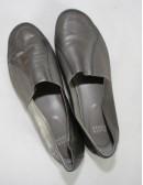 EILEEN FISHER slip on metallic shoes