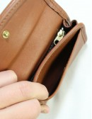 COACH Leather Multi-function COIN CARD KEY mini Case Wallet
