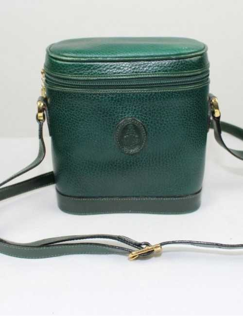 MARK CROSS leather crossbody bag made in italy