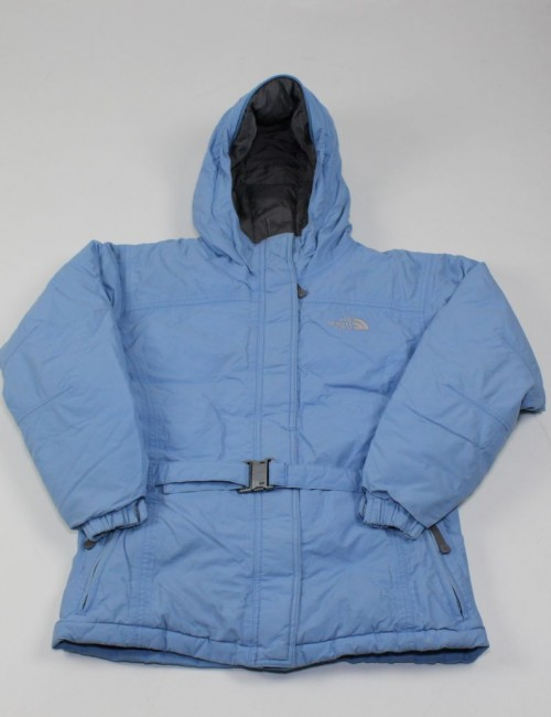 THE NORTH FACE Greenland girls blue insulated jacket (size L)