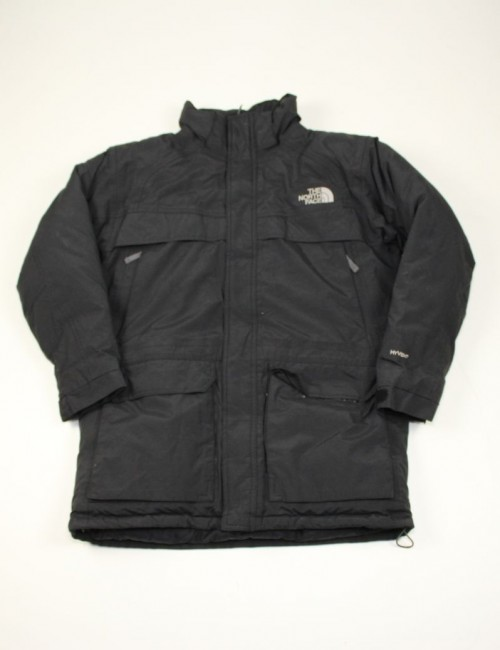 THE NORTH FACE boys black MCMURDO DOWN PARKA (XL)