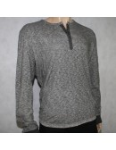 LUCKY BRAND mens gray top