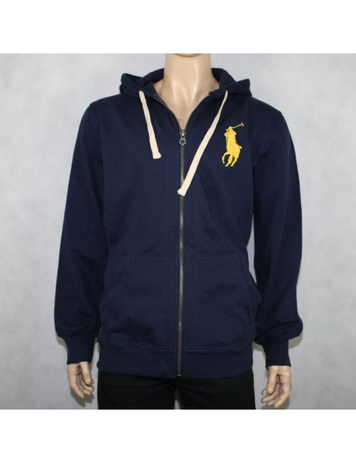 POLO BY RALPH LAUREN zip front hoodie Size 3XL