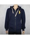 POLO BY RALPH LAUREN zip front hoodie Size 3XL