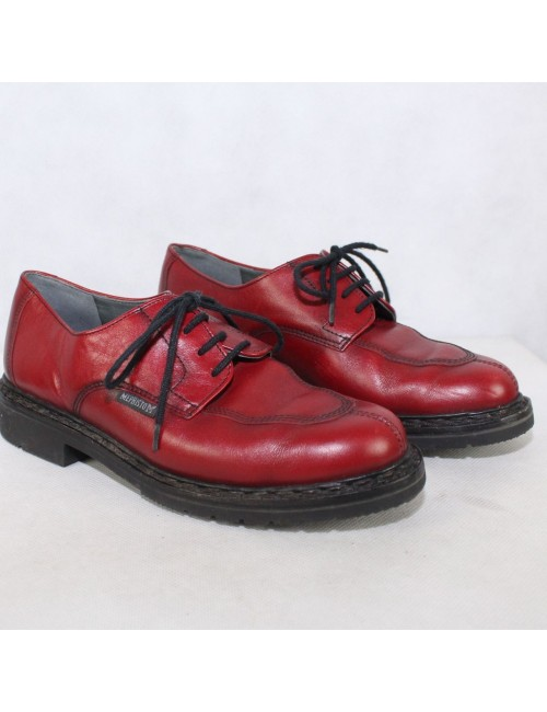 MEPHISTO womens Air Relax Sherpa's genuine leather shoes!