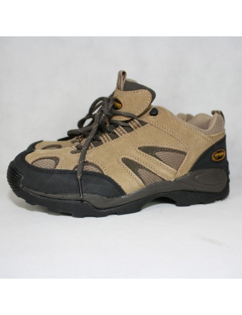 HYTEST Safety Footwear Lo Multi-Sport Steel Toe Shoes!