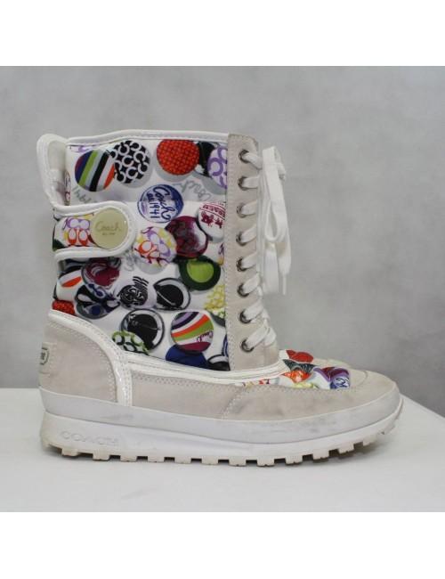 COACH womens DOREAN boots