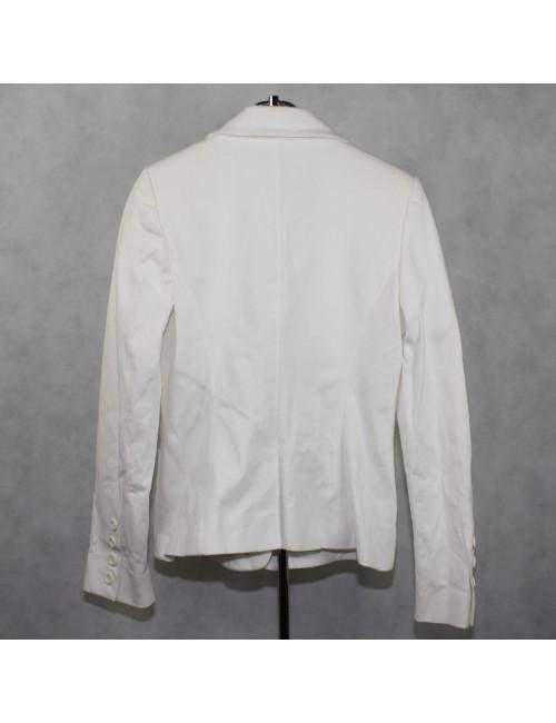 VALENTINO ROMA white blazer jacket Size 44S