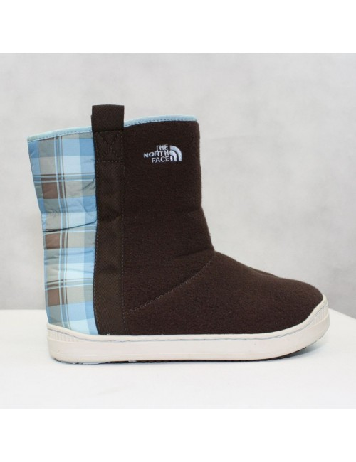 THE NORTH FACE girls APKA mountain fleece boots!