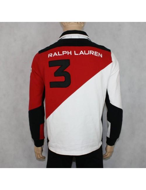POLO RALPH LAUREN custom fit polo shirt Size L