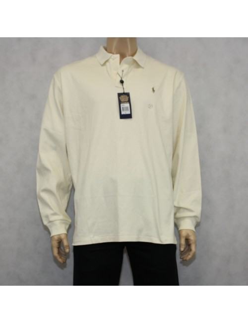Polo by Ralph Lauren Long Sleeve Polo Shirt Size XL