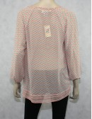 Max Studio Light Blouse Size M
