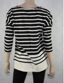 J.Crew Cotton Long sleeve Top Size S