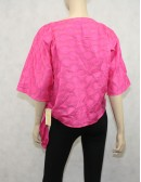 Michael Michael Kors Pink Cotton Blouse Size M
