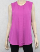 Vince Camuto Wild Rose Blouse Size L
