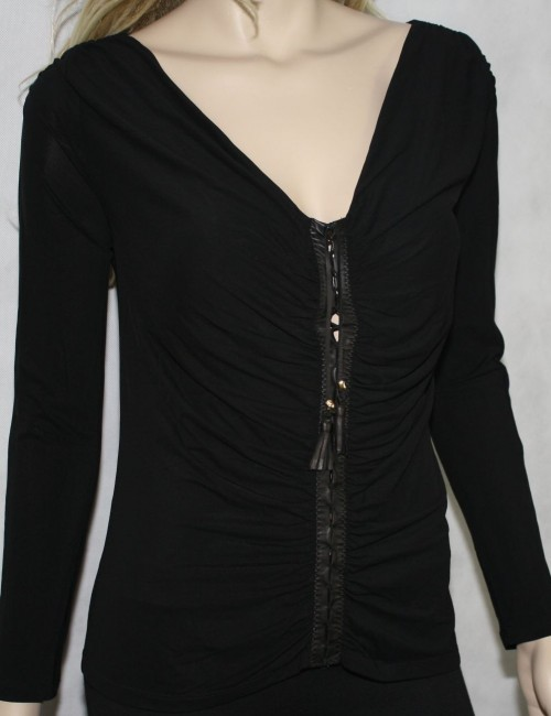 ROBERTO CAVALLI black top MADE IN ITALY