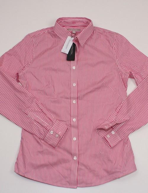 BANANA REPUBLIC Womens Striped Non-Iron Fitted Shirt (8)