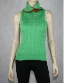 RALPH LAUREN cotton sweater top Size M