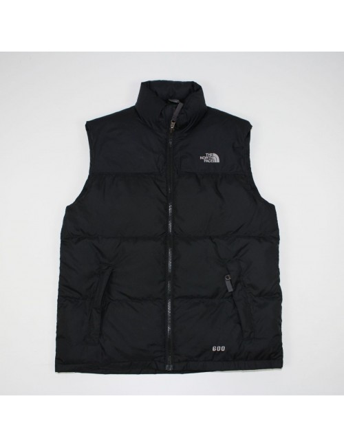THE NORTH FACE boys NUPTSE down vest (L) A495