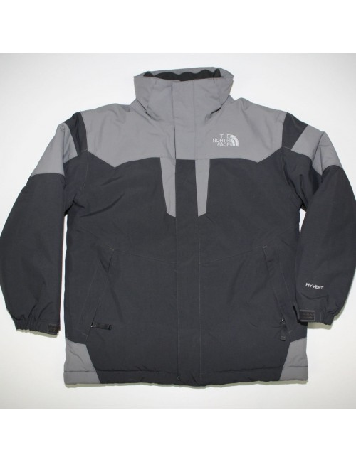THE NORTH FACE boys gray VORTEX jacket (M) ANMK