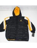 JORDAN black and Yellow jacket for Boys
