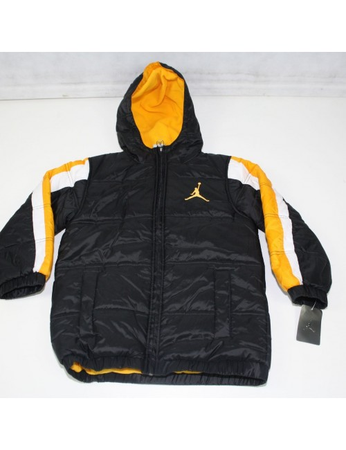 JORDAN black and Yellow jacket for Boys