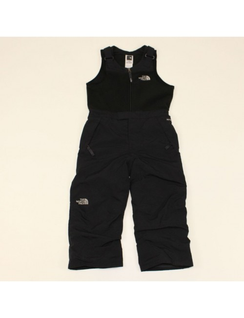 THE NORTH FACE AMGQ toddler boys insulated snowdrift bib pants!
