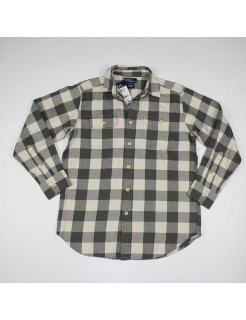 POLO BY RALPH LAUREN boys plaid shirt!