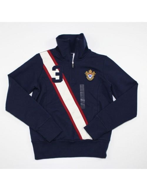 RALPH LAUREN boys sweatshirt NEW size L (12/14)