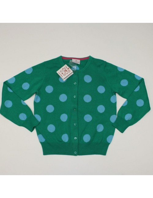 HANNA ANDERSSON girls cardigan sweater!