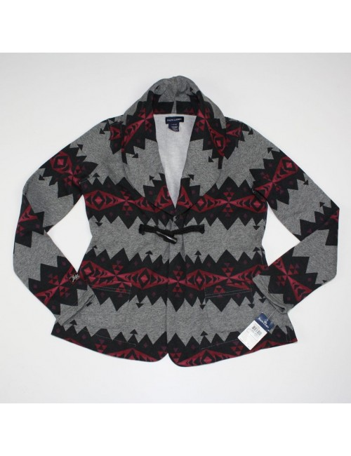RALPH LAUREN girls sweater from Macy's