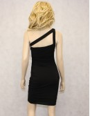 CALVIN KLEIN womens black dress