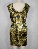 TED BAKER LONDON silk dress Size US 4