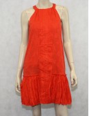 Jessica Simpson Red Clay Dress Size 6
