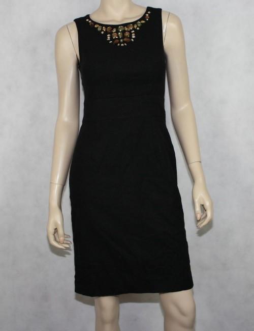 BANANA REPUBLIC beaded dress Size 0