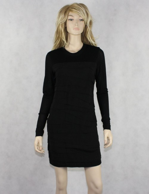 DIANE VON FURSTENBERG Bandot Mini black dress from OFF 5TH!