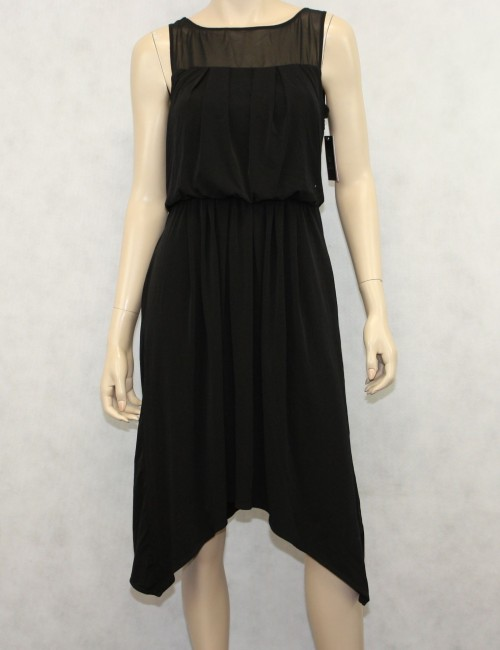 Vince Camuto Woman Black Dress Size 6 new