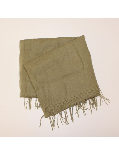 AGNONA 100% Cashmere scarf!
