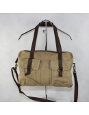 LUCKY BRAND brown messenger bag