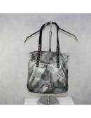 KATHY VAN ZEELAND woman gray handbaG